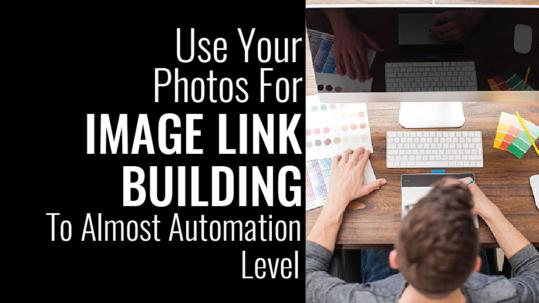building image links