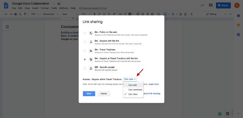 google drive multiple users